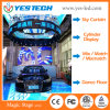 Yestech Magic Stage Indoor/Outdoor Large Flexible LED Display Board for Stage and Rental