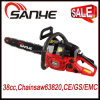 38cc Professional Chain Saw 63820 with CE