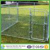 6ft High Galvanized Chain Link Dog Run