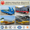 Multical Axles Lowbed/Lowboy Semi Trailers Truck Trailers
