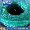 Transparent PVC Thunder Reinforced Industrial Discharge Water Hose