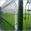 Green PVC Coated Plain Netting Panel for Construction
