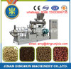 350kg per hour wet type fish feed extruder machine