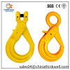 G80 Lifting Swivel Eye Safety Selflock Hook