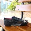 Classic Men's Rubber Outsole Canvas Shoes Snc-03065