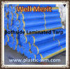 Bothside Coated PE Material Fabric Tarp Tarpaulin in Roll