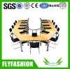 Half Round Design Office Desk Conference Table (OD-181)