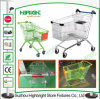 SGS Approved Leading Manufacturer for Supermarket Trolley