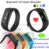 Developed Smart Bluetooth Wristband with Heart Rate Monitor (V6)