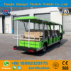 New Designed 17 Seats Sightseeing Bus with Ce Certificate