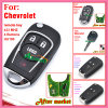 Auto Remote Key with Fsk433MHz 3 Buttons 4D60 Chip for Chevrolet