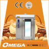 Electricity Rotary Rack Oven for Bakery Equipment, 18trays Hot Air Rotary Furnace