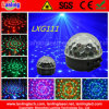 RGB LED Crystal Ball Ceiling Light (LXG111)