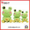 3 Size Green Frog Animal Toys Plush Frog