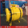 Flanged Forged Steel Trunnion Mounted Ball Valve