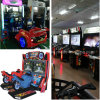 Entertainment Electronics for Racing Game Motorcycle Video Game