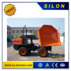 4X4 3000kg 3t Site Dumper Truck for off Side Road