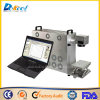 Dek-20W Industry Portable Fiber Laser Marking Machine for Metal Marking Manufacture