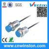 Lm30 AC220V Detection Distance 15mm Analog Inductive Proximity Sensor