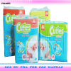 Dry Soft Surface Disposable Baby Diapers with Quick Absorbent