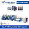 High Efficiency Plastic Extruder and Thermoforming