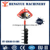 Gasoline Auger for Earth Drilling 68cc Ground Driller