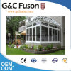 Factory New Design Aluminum Sunrooms/Winter Garden/Glass House/Greenhouse