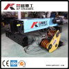 Overseas Service Supplied European Type Wire Rope Hoist for Handling Material