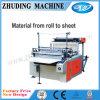High Speed Plastic Film Roll to Sheet Cutting Machine