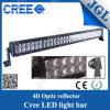 High Power 4D Optic Reflector 288W CREE LED Light Bar