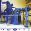 Catenary Abrator Surface Cleaning Machine