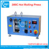 "200c Max 4"" Width Electric Hot Rolling Press with Variable Speed"