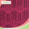 Fascinating Big Circle Round Jacquard Lace Fabric