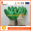 Cotton Gloves Nitrile Coated Safety Gloves Dcn304