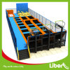 China Professional Basketball Hoop Adults Long Indoor Trampoline Park
