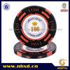 14G 2-Tone Monte Carlo Value Clay Poker Chips (SY-E26)