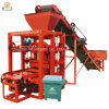 Made in China Concrete Brick Making Machine Price Qt4-26 Hollow Brick Making Machine in Algeria