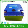Long Lifecycle 12V 30ah Lithium Battery for Energy Storage
