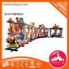 Interesting Children Electric Train Amusement Park Rides