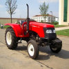70 HP Farm Tractor with Harrow