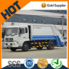 Dongfeng 12 Cubic Rhd Compression Type Garbage Truck