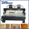 China CNC Wood Cutting and Carving Machine with 8 Heads