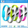 Bracelet Micro USB 2.0 Sync Data Charger Cable for Android
