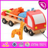 2016 Brand New Wooden Car Toy, Wood Car Toy, Kids′ Toy Car, Lovely Wooden Car Toy W04A208