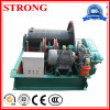 Construction Hoist Parts Electric Winches Have Load 1 Ton