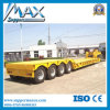 80t-100t Low Flatbed/Lowboy Semi Truck Trailer (LAT9406TDP)
