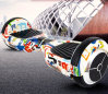 Two Wheels Drifting Electric Smart Self Balancing Scooter