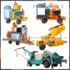 New and Used Small Shotcrete Machine on Sale From China