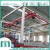 Light Capacity Workshop Double Girder Kbk Crane