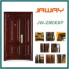 Steel Armoured Splicing Security Door 2014 Best Sellings Model with Classics Design